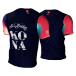 Training Tshirt SS Kona 2018 Blue & White