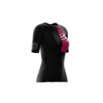 Triathlon Postural Aero Short Sleeve Top Woman